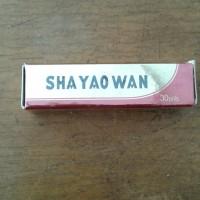 Sha Yao Wan isi 30 Pill - Obat masuk angin, demam, kembung, mual
