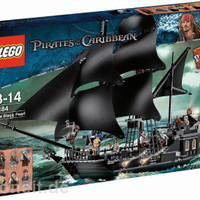 Lego 4184 Black Pearl (Pirate of the Caribbean)