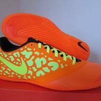 Sepatu futsal original nike elastico pro II orange