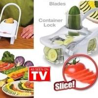 Slice O Matic Pemotong Buah Dan Sayuran