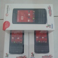 Smartfren Andromax G2 QWERTY - red