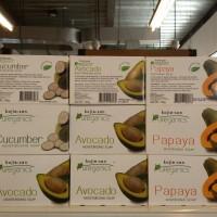 Sabun Batang KOJIE-SAN Pureganics Avocado & Papaya - Perawatan Tubuh