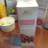 M2J Whitening Body Lotion aroma Rosa Centifolia 250gr