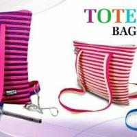 harga Tote Bag Tb002 Zip N Roll Tokopedia.com