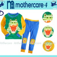 Piyama Mothercare 4-D