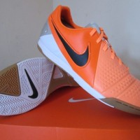 Sepatu futsal original nike CTR Libretto III orange