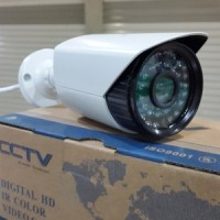 Kamera AHD outdoor 1.0MP merek Foxcam