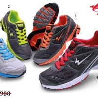 "Sepatu Olahraga EAGLE ""ECOLIGHT"" Running"
