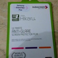 Hikaru Anti Glare Samsung Galaxy Grand Neo Plus + Screen Protector Fil