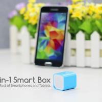 Smart Box 3-in-1 (Bluetooth Speaker, Anti-Lost, Camera Remote Shutter)