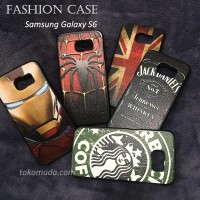 harga Fashion Case Samsung Galaxy S6 Book Cover Back Hard Case England Tokopedia.com