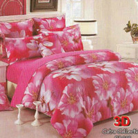 Sprei & Bed Cover Katun Jepang 180x200x30 - C7 016