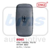 Spion Emgi Mitsubishi Colt Diesel FE83 Hitam Manual R/L