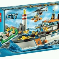 Lego City 60014 - Coast Guard Patrol