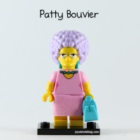 Lego Original Minifigure Patty Simpsons Series 2