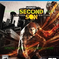 PS4 Infamous Second Son