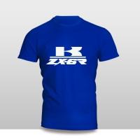 Kaos Baju Pakaian Otomotif Motor Kawasaki ZX6R Murah