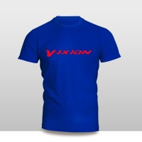 harga Kaos Baju Pakaian Otomotif Motor Yamaha Vixion Murah Tokopedia.com