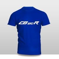 harga Kaos Baju Pakaian Otomotif Motor Honda CB150R Logo Murah Tokopedia.com