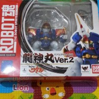 Robot Damashii Ryujinmaru Ver 2