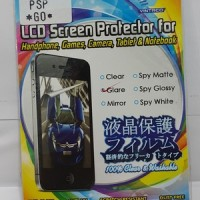 LCD SCREEN PROTECTOR PSP GO NDS 3DS / ANTI GORES PSP GO NDS 3DS