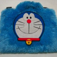 "Doraemon Biru Lebat 13""-14inchi softcase/tas laptop netbook,notebook"