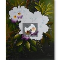 harga Lukisan Bunga Anggrek Tokopedia.com