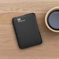 harga External Hard Disk Drive - Western Digital - Elements  2 TB Tokopedia.com