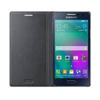 harga Flip Wallet Samsung Galaxy A3 (black) Original 100% Tokopedia.com