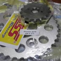 harga Gear Sss Suprax125  17/37 Tokopedia.com