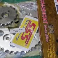 harga Gear Sss Set Suprax125 17/37 Tokopedia.com