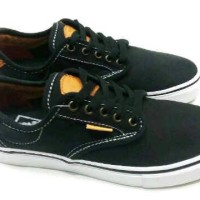 sepatu vans era chima black/white ifc limited
