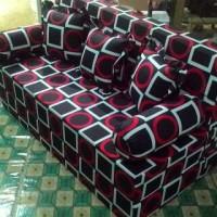 Sofa Bed Inoac Tebal 15 Cm No. 3 (200 Cm X 145 Cm X 15 Cm )