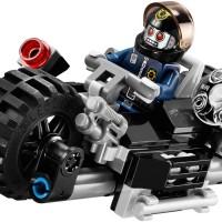 harga Lego Bad Cop Motorcycle - Part Out Dari Lego Movie 70819 Tokopedia.com