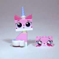 harga Lego Minifigure Unikitty - Part Out Dari Lego Movie 70818 Tokopedia.com