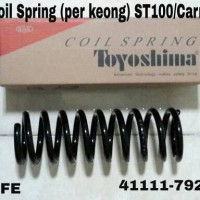 Coil Spring (per keong) mobil Suzuki Carry / ST-100