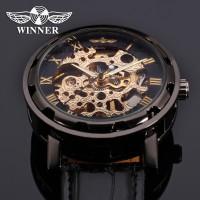 Jual WINNER WRG8008 Skeleton Automatic Watch Original + Box Murah