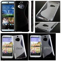 Jual Softcase Gel Tpu Soft Silikon Kondom Case Casing Htc One M9 Plus