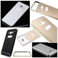 harga Jual Metal Bumper Slide Hard Back Cover Casing Case Samsung Galaxy E5 Tokopedia.com