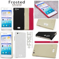 harga Jual Hardcase Nillkin Frosted Shield Hard Cover Casing Case Oppo Neo 5 Tokopedia.com