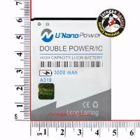 Baterai / Battery UNANO BL171 for Lenovo A319 (RocStar) 3000mAh Double