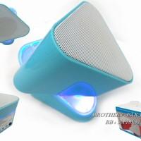 harga 3D Sound Technology MINI Portable Speaker System M6 Tokopedia.com