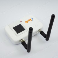 Antena Portable MIMO-X3 Huawei E5372 Bolt Slim Max 4G LTE (Black)