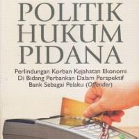 harga Politik Hukum Pidana Tokopedia.com