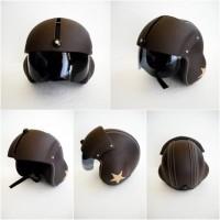 harga Helm Pilot Kaca Coklat Bintang Tokopedia.com