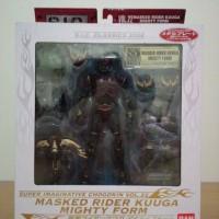 SIC 2008 Kamen Rider Kuuga Vol.22 Mighty Form Bandai Ori