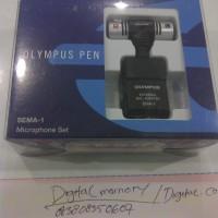 Accessories Olympus SEMA-1 Microphone Adapter Set