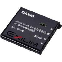 Casio NP 60 baterai battery pack Original 100%