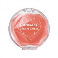 Canmake Cream Cheek 07 Coral Orange