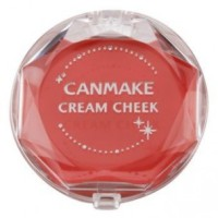 Canmake Cream Cheek #CL01 Clear Red Heart